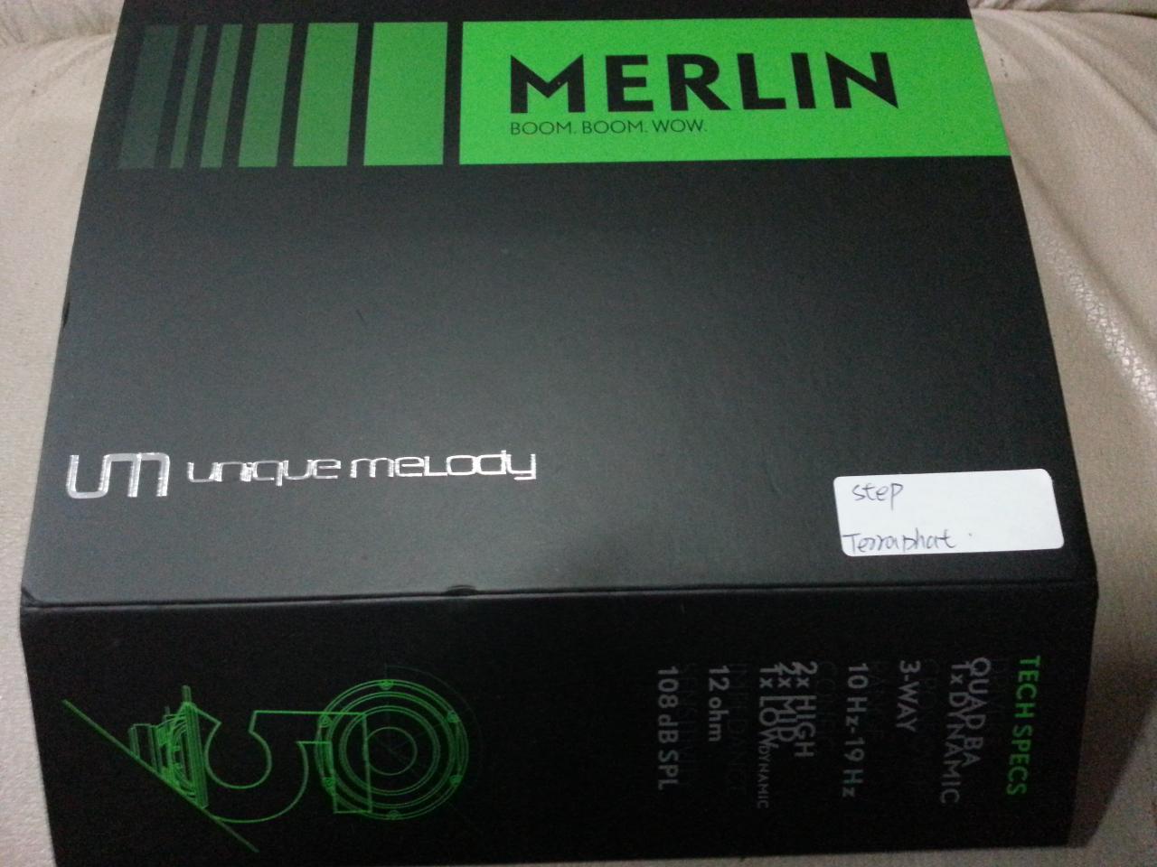 Unique Melody MERLIN!!
