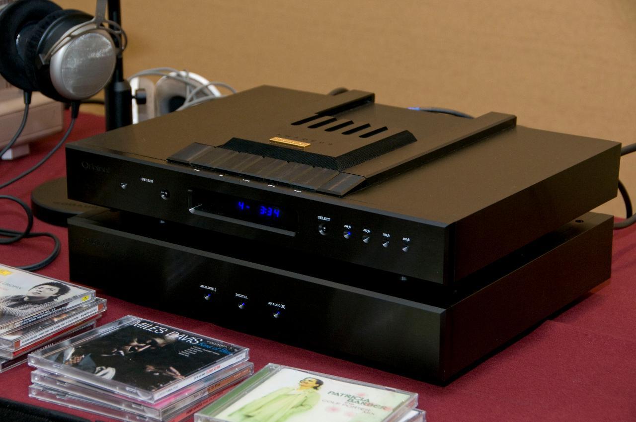 Original Amadeus CD player