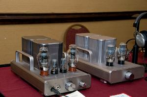 WA5-LE 300B headphone amp