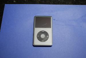ipod 160GB - Front looks fine