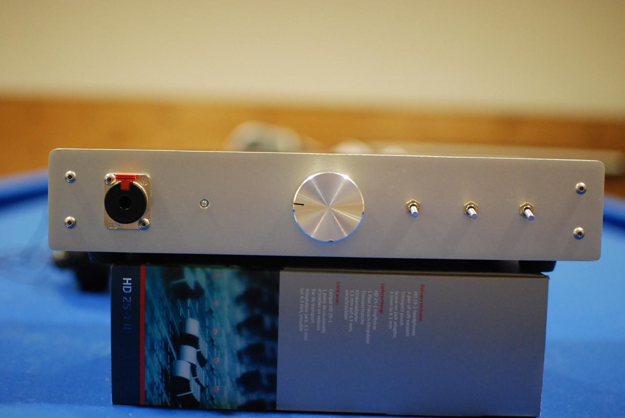 PPA Headphone amp