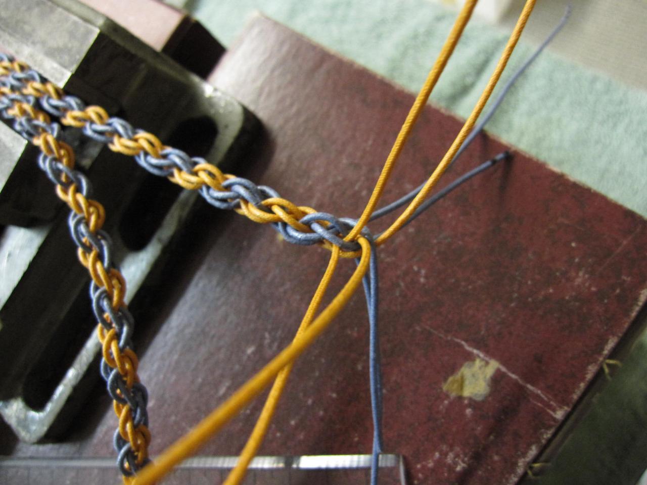 8 strand braid<br /> solid core<br /> silver plated copper<br /> cryo