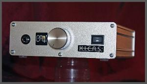 Purity Audio K.I.C.A.S. SS Amplifier (Mod with Standard / Caliente Switch). Was received in...