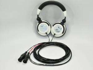 Ultrasone Signature DJ w/ Black Dragon and Furutech gold XLR's