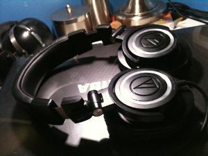 Audiotechnica M50s