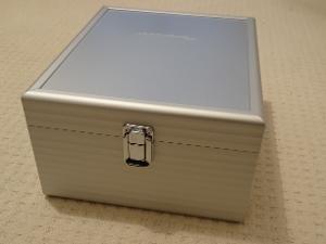 pretty nice aluminium case