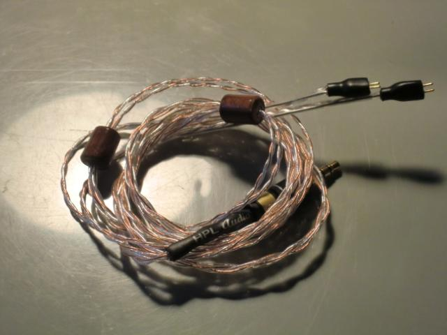 My new Chris_himself cable<br /> For UE tri10
