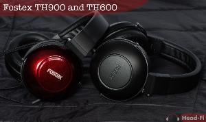 Fostex TH600 and Fostex TH900