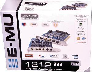 E-Mu 1212m PCI Sound Card