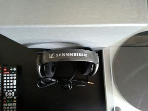 Sennheiser HD650 Top View