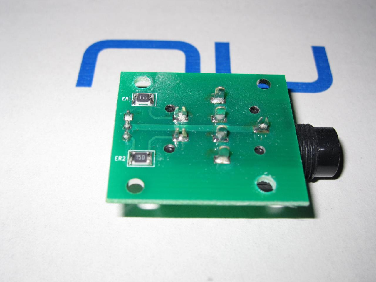 output jack<br />