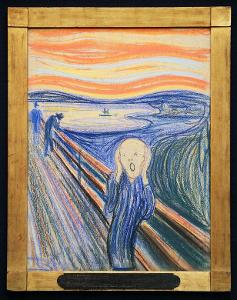 The+Scream+by+Norwegian+painter+Edvard+Munch+The+world+famous+painting+is+expected+to+fetch+as+mu...