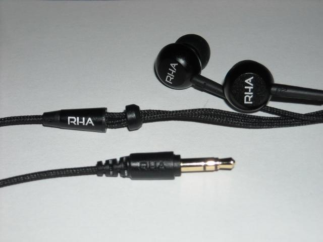 RHA MA-350 cable and housings