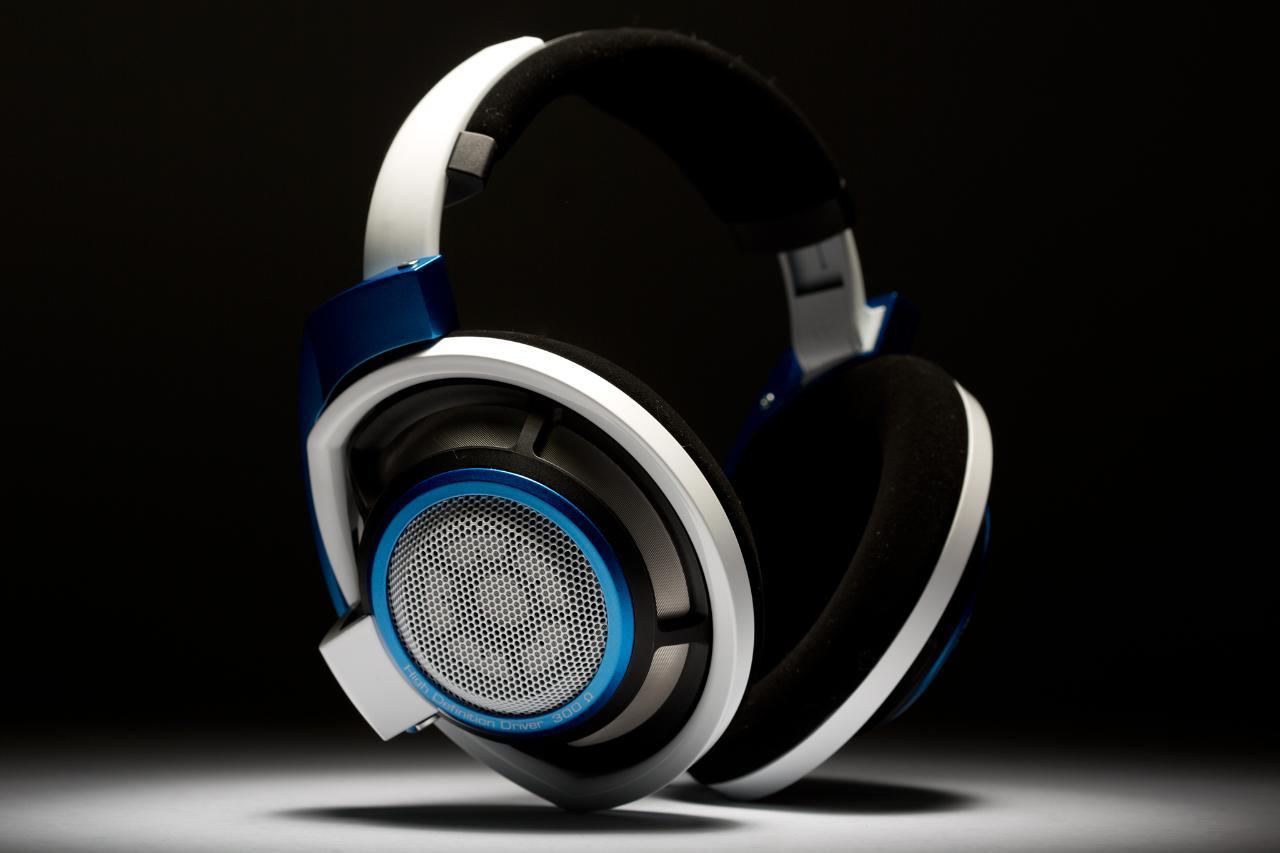 Custom HD800 by ColorWare