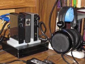 Icon2 - speaker amp //  RJ45CX - converter box //  Icon HDP - dac and headphone amp