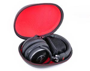 SoundMAGIC HP200 in case