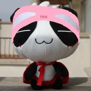 Wholesale-26cm-Superman-Panda-Plush-Toys-7pcs-Lot-Toys-Hobbies-Stuffed-Animals-Birthday-Gifts-Chr...