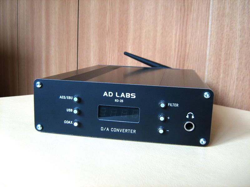 AD Labs RD25