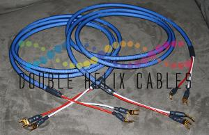 Double Helix Speaker Cable