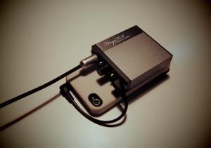 Portable Rig :) iPhone 4 & Firestone FireyeHA