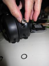 a 4-pin mini xlr... maybe later