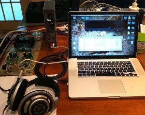 """MacBook Pro 15"""", Bifrost+USB,  Twisted Pear Ventus + Placid HD"""