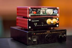 Objective DAC/O2 Amp