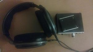My HD650+O2+Odac