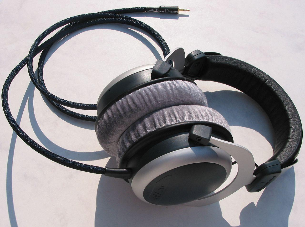 Beyerdynamic DT770 Blue Dragon V2 Headphone Cable