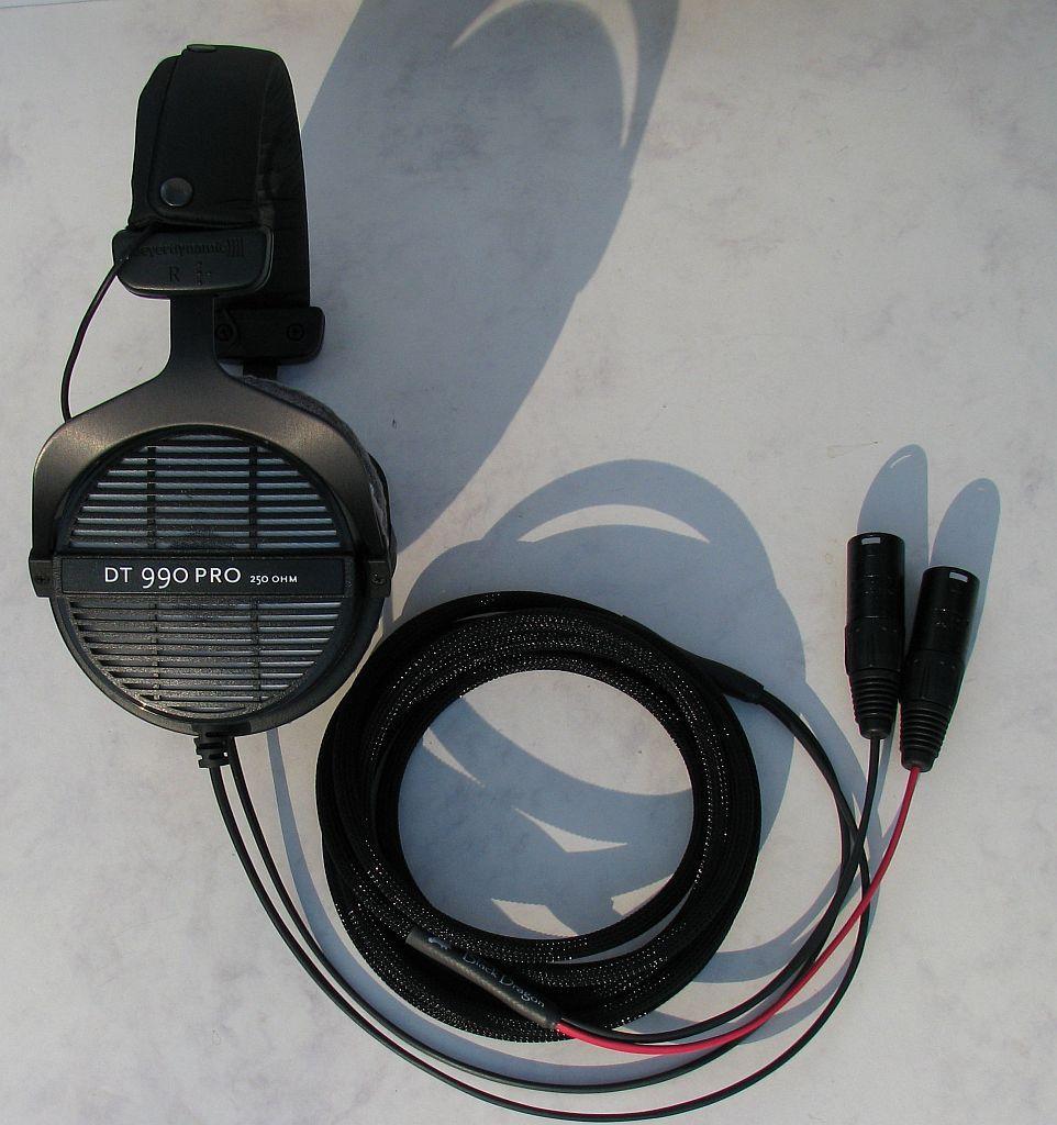 Beyerdynamic DT990 PRO Black Dragon V1 Headphone