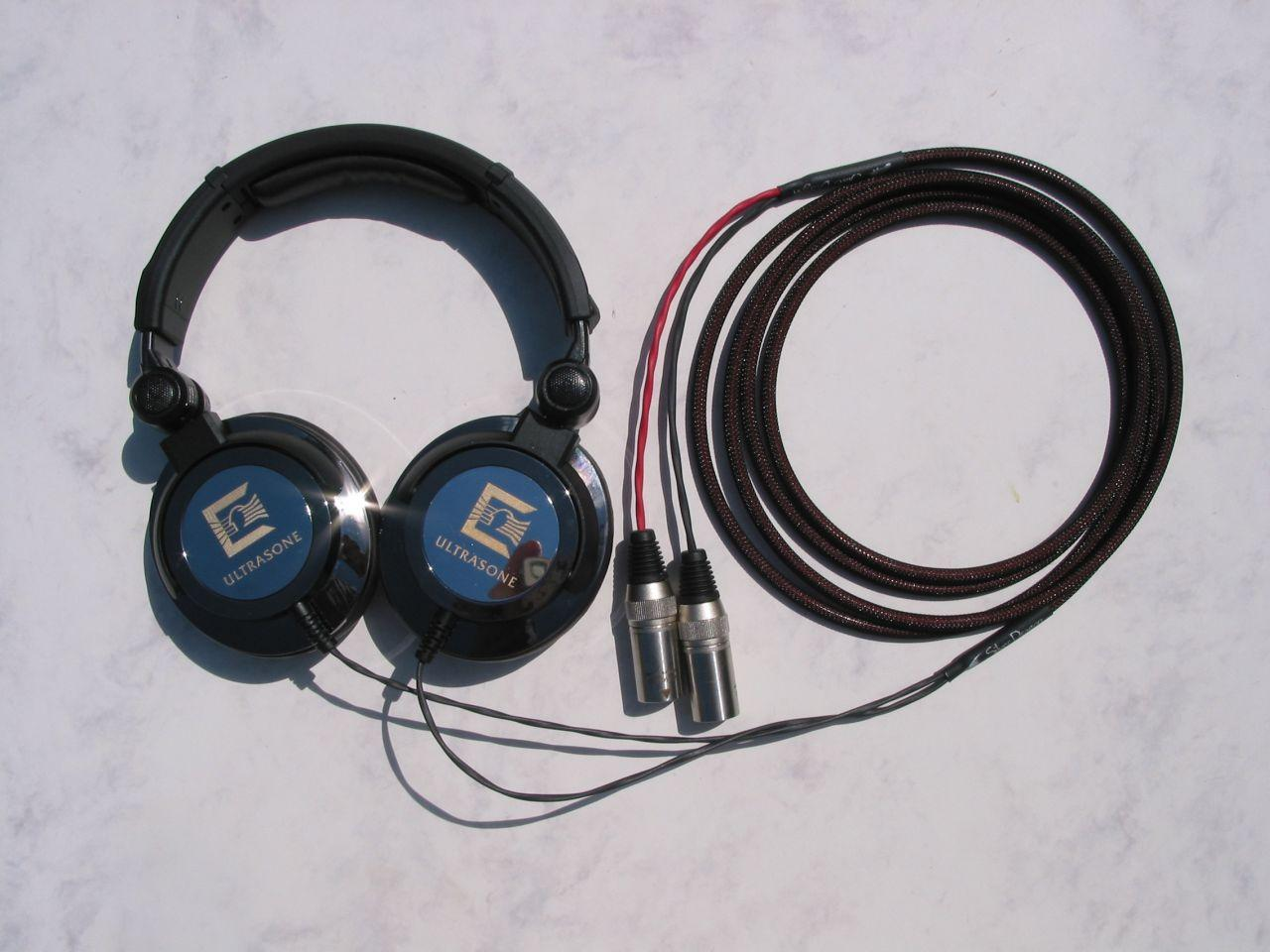 Ultrasone Edition 9 Silver Dragon V2 Headphone Cable