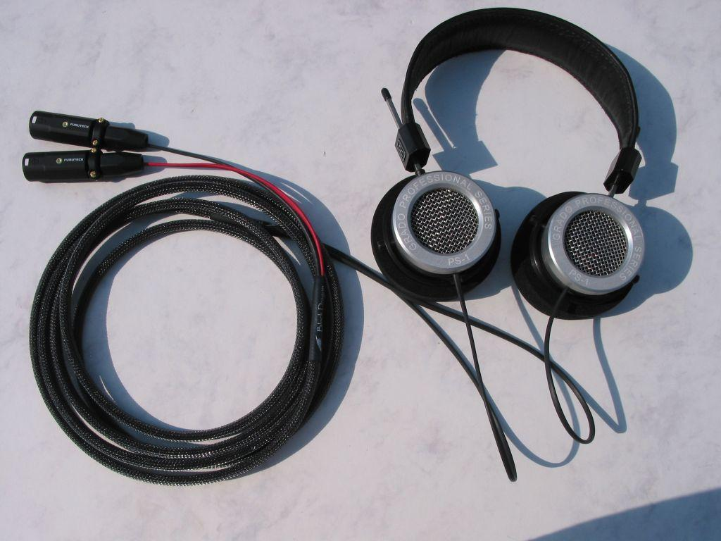 Grado GS1000 PRO Black Dragon V1 Headphone Cable