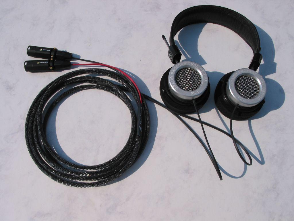 Grado GS1000 PRO Black Dragon V1 Headphone Cable