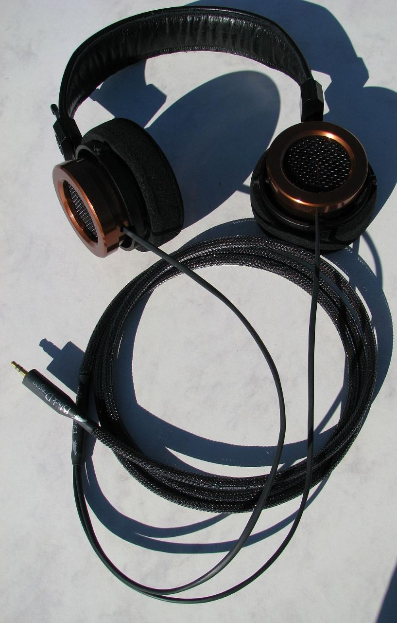 Grado PS-1 Ultra Black Dragon V1 Headphone Cable