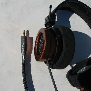 Grado PS-1 Ultra Black Dragon V1 Headphone Cable