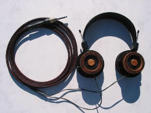 Grado RS-1 Silver Dragon V2 Headphone Cable