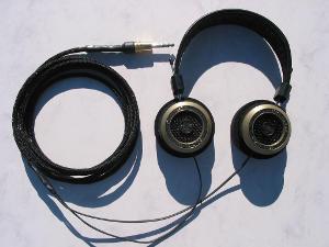 Grado SR-325 Black Dragon V1 Headphone Cable
