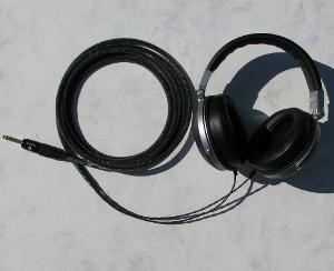 Denon AHD2000 Silver Dragon V2 Headphone Cable