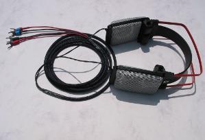 AKG K1000 Blue Dragon V2 W/ Spades Headphone Cable