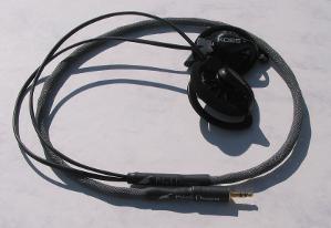 Koss 35 Black V1 Headphones Cable