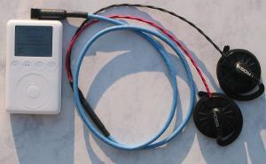 Koss 35 Cardas Custom Cable Hand Made By Moon Audio