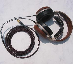 Audio Technica L3000 Silver V2 Headphone Cable