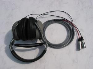 Sony 3000 Black V1 Dragon Headphone Cable