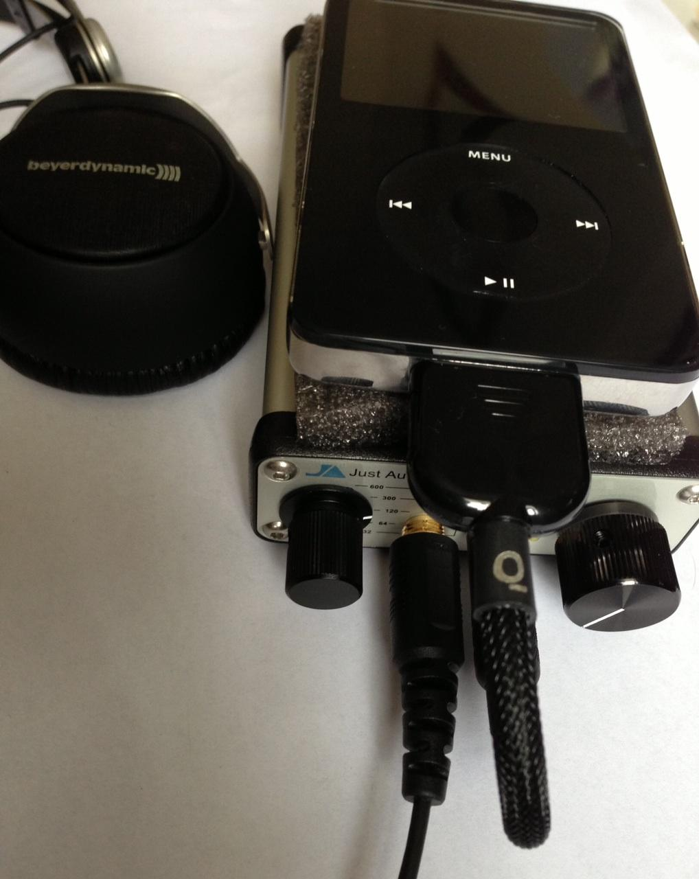 Just Audio AHA 120<br />