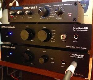 Maverick Audio with Nanoverb 2