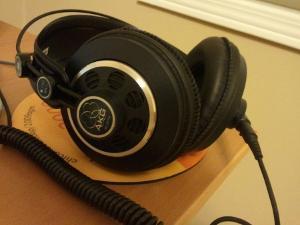 AKG K240s.. My headphones of choice.