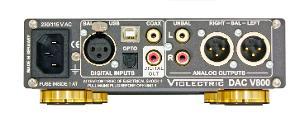 DAC V800 2013 Edition Back