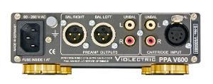 Violectric PPA V600 2013 Edition Back
