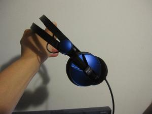 blue Amperior with 600 ohm drivers (HD25-13-ii)