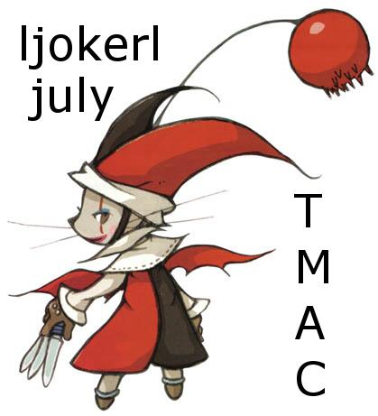 TMAC - ljokerl july: from Final Fantasy Tactics Advance, the juggler class is only available...